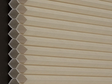 Monaco Collection - Light Filtering Double-Cell - Beige